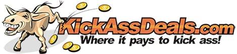 Deals, bargains, discounts and coupons from Kickassdeals.com